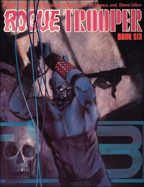 Image: Rogue Trooper Book 6  (tpb) - Titan