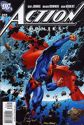 Image: Action Comics #844 (Andy Kubert variant cover) - DC Comics