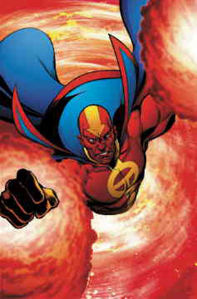 Image: Justice League of America #2 (Red Tornado variant cover) - DC Comics