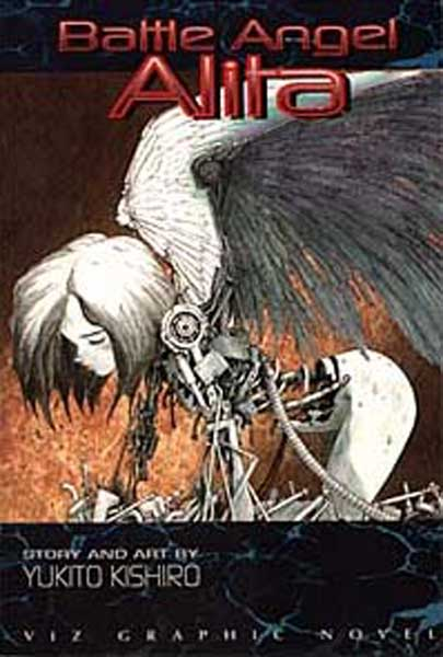 Image: Battle Angel Alita Vol. 01 SC  (1st ed.) - Viz Communications