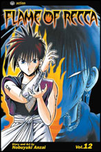 Image: Flame of Recca Vol. 12 SC  - Viz Media LLC