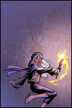 Image: Ororo: Before the Storm #3