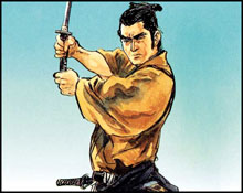 Image: Samurai Executioner Vol. 08 SC  - Dark Horse Comics
