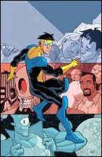 Image: Invincible Vol. 05: Facts of Life SC  - Image Comics