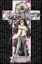 Image: Death Note Vol. 01 SC  - Viz Media LLC