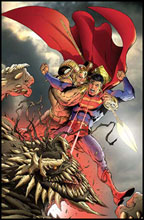 Image: Superman: In the Name of Gog SC  - DC Comics