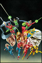 Image: Crisis on Multiple Earths: The Team-Ups Vol. 01 SC  - DC Comics