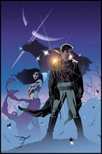 Image: Serenity: Those Left Behind SC  - Dark Horse Comics