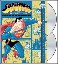 Image: Superman: The Animated Series Vol. 02 DVD  -