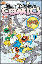 Image: Walt Disney's Comics & Stories #664 - Gemstone Publishing