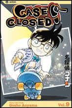 Image: Case Closed! Vol. 09 SC  - Viz Media LLC