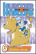 Image: Hunter X Hunter Vol. 06 SC  - Viz Media LLC