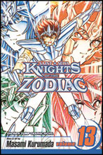 Image: Knights of the Zodiac Vol. 13 SC  - Viz Media LLC