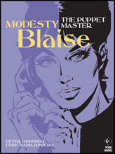 Image: Modesty Blaise: The Puppet Master SC  - Titan Publishing