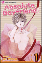 Image: Absolute Boyfriend Vol. 01 SC  - Viz Media LLC