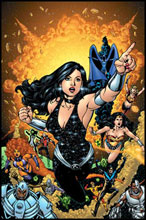 Image: Teen Titans / Outsiders: Death & Return of Donna Troy SC  - DC Comics