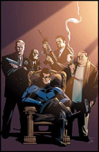 Image: Nightwing: Mobbed Up SC  - DC Comics
