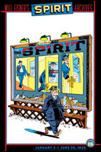 Image: Will Eisner's Spirit Archives Vol. 18 HC  - DC Comics