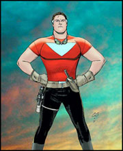 Image: Tom Strong Book Five SC  - DC Comics