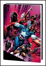 Image: New Avengers Vol. 03: Secrets & Lies HC  - Marvel Comics