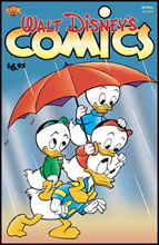 Image: Walt Disney's Comics & Stories #667 - Gemstone Publishing