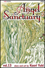 Image: Angel Sanctuary Vol. 13 SC  - Viz Media LLC