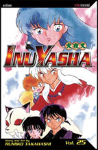 Image: Inuyasha Vol. 25 SC  - Viz Media LLC