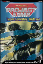 Image: Project Arms Vol. 12 SC  - Viz Media LLC