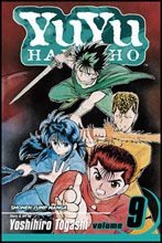 Image: Yu Yu Hakusho Vol. 09 SC  - Viz Media LLC