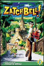 Image: Zatch Bell Vol. 06 SC  - Viz Media LLC