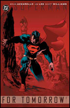 Image: Superman: For Tomorrow Vol. 01 SC  - DC Comics