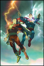 Image: Superman / Shazam: First Thunder SC  - DC Comics