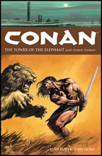 Image: Conan Vol. 03: Tower of the Elephant & Stories SC  - Dark Horse Comics
