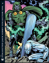 Image: Collected Jack Kirby Collector Vol. 05 SC  - Twomorrows Publishing