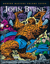 Image: Modern Masters Vol. 07: John Byrne SC  - Twomorrows Publishing