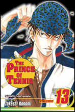 Image: Prince of Tennis Vol. 13 SC  - Viz Media LLC