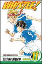 Image: Whistle Vol. 11 SC  - Viz Media LLC