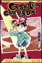 Image: Case Closed! Vol. 11 SC  - Viz Media LLC