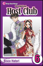 Image: Ouran High School Host Club Vol. 06 SC  - Viz Media LLC