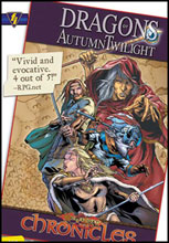 Image: Dragonlance Chronicles Book 1: Dragons of Autumn Twilight SC  - Devils Due Publishing