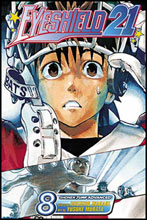 Image: Eyeshield 21 Vol. 08 SC  - Viz Media LLC