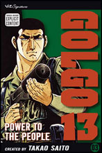 Image: Golgo 13 Vol. 03 SC  - Viz Media LLC