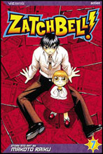 Image: Zatch Bell Vol. 07 SC  - Viz Media LLC