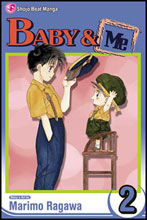 Image: Baby & Me Vol. 02 SC  - Viz Media LLC