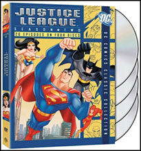 Image: Justice League Season 2 DVD Set  -