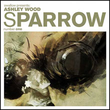 Image: Sparrow Vol. 01: Ashley Wood Vol. 01 HC  - IDW Publishing