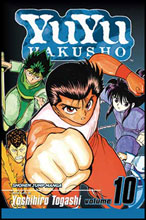 Image: Yu Yu Hakusho Vol. 10 SC  - Viz Media LLC