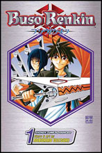 Image: Buso Renkin Vol. 01 SC  - Viz Media LLC