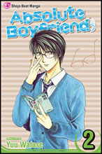 Image: Absolute Boyfriend Vol. 02 SC  - Viz Media LLC