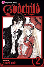 Image: Godchild Vol. 02 SC  - Viz Media LLC
